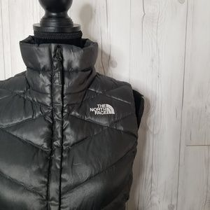 f030f4932 The North Face • Black Aconcagua Vest • SZ XS